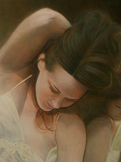 Fine Art Portraits Paintings in Portland Oregon